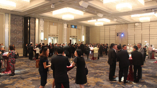 CHINA RE Opening Ceremony @ Shangri-La Tower Ballroom