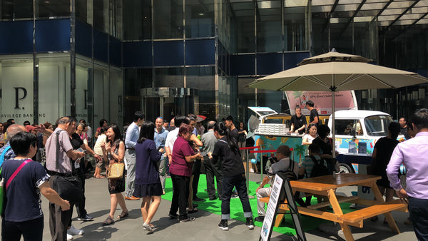 Experience SPH Rewards Roving Mobile Food Truck | Experience SPH Rewards Roving Mobile Food Truck