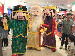 Chinese New Year Fringe Activities 2018 @ VivoCity
