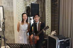 Wedding Private Event Singapore Anne's Wedding @ Dutch Pavilion Shangri-La