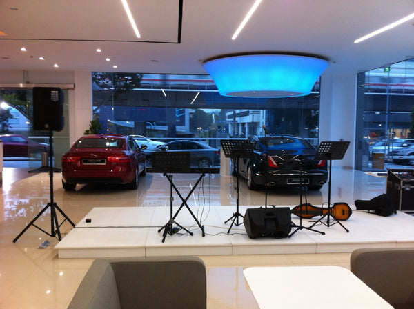 Jaguar Event @ Jaguar Showroom