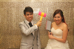 Zhi Yang's Wedding @ Holiday Inn Atrium