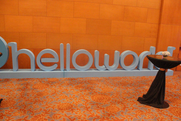 Helloworld Conference @ RWS & MBSS
