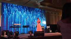 3d projection mapping Singapore Asia GSA 10th Anniversary @ Venetia Hotel & Resort, Macau