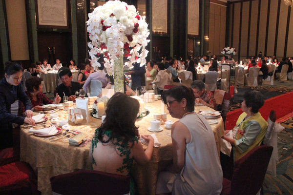 Stephanie's Wedding @ Shangri-La Island Ballroom