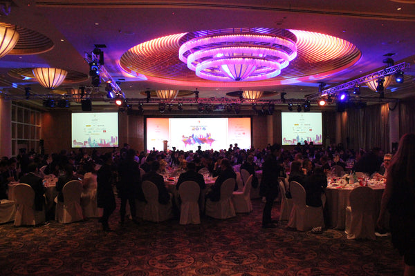 ICCS Gala Dinner @ Ritz Carlton