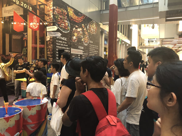 Orchard Central Food Festival 2018 Feast @ OC