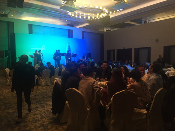 Avigilon's Corporate Dinner @ Carlton Hotel