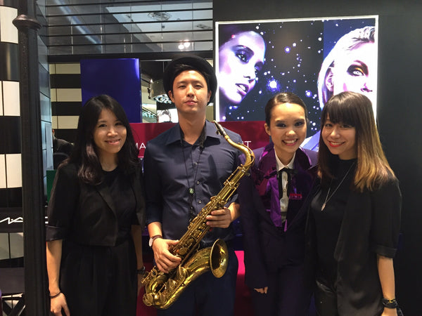 M.A.C The Night @ Sephora Orchard