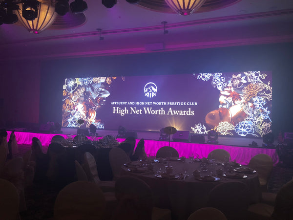 AIA Affluent and High Net Worth Prestige Club Celebratory Lunch @ Ritz Carlton Hotel | AIA Affluent and High Net Worth Prestige Club Celebratory Lunch @ Ritz Carlton Hotel