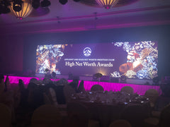 AIA Affluent and High Net Worth Prestige Club Celebratory Lunch @ Ritz Carlton Hotel
