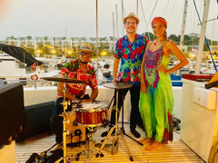 Entertainer Singapore Yacht Latin Band