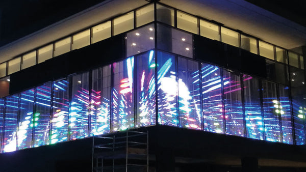 Mega Holographic LED Wall | Mega Holographic LED Wall