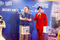 2021 MCC Virtual Event by interactive digital agency Singapore