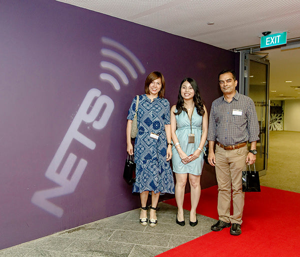 NETS 32nd Merchant Event 2017 @ Gardens by the Bay