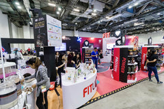 Fitlion ActiFITasia Exhibition 2018 @ MBS Convention