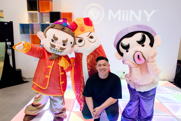 Launch of Miiny Mobile Games in Asia @ Odeon Towers