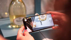 Interactive Augmented Reality Experiential Launch