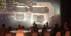 Fusion Drummers @ UD Trucks Singapore Launch