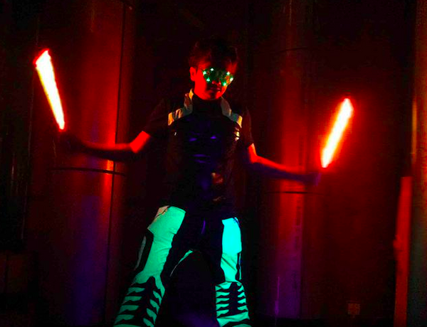LED & Visual POI Dance