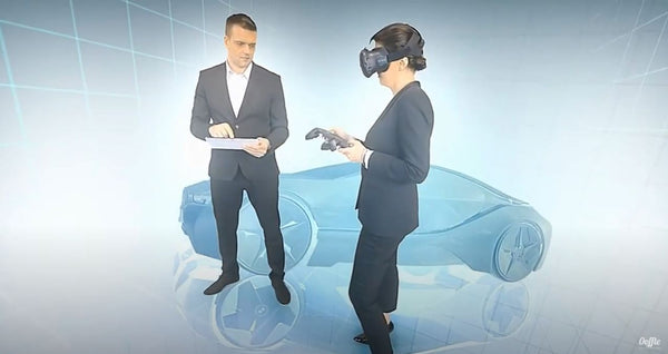 Virtual event management augmented virtual reality | Virtual Reality Augmented Reality VR / AR Solutions & Games