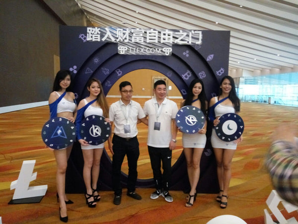 TTEX Crypto Currency Conference 2018 @ MBS