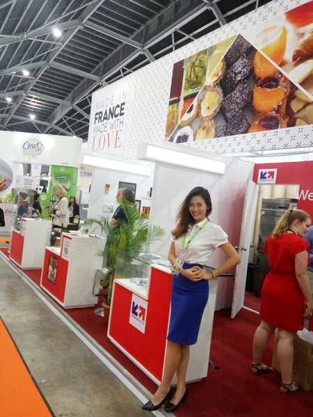 Food & Hotel Asia Exhibition FHA 2018 @ Suntec Convention