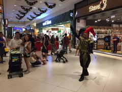 Christmas Activation 2018 @ Westgate Mall