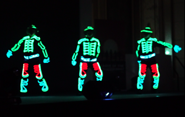 MJ LED / Tron Dancers | MJ LED / Tron Dancers