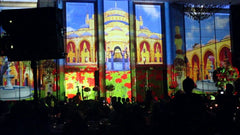3d projection mapping Singapore