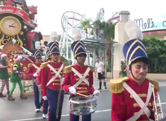Toy Soldiers Brass Band @ Universal Studios Singapore