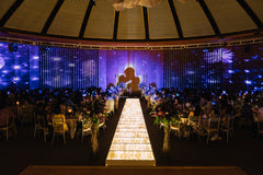 Wedding Private Event Singapore Wedding Projection Mapping 3D @ Edward and Ting Ping Wedding