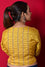 Floral Resham Line Blouse on Pure Silk
