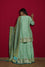 Mint Green Gota Patti Set