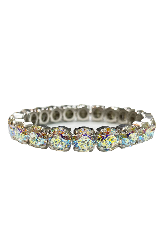 Amara Bracelet in Crystal Vitrail Light