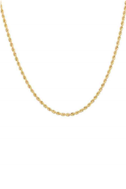Cord Chain in Gold