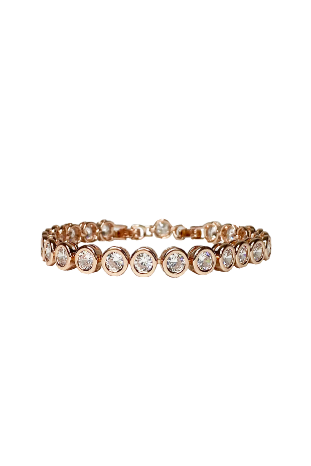 Galini Bracelet in Crystal