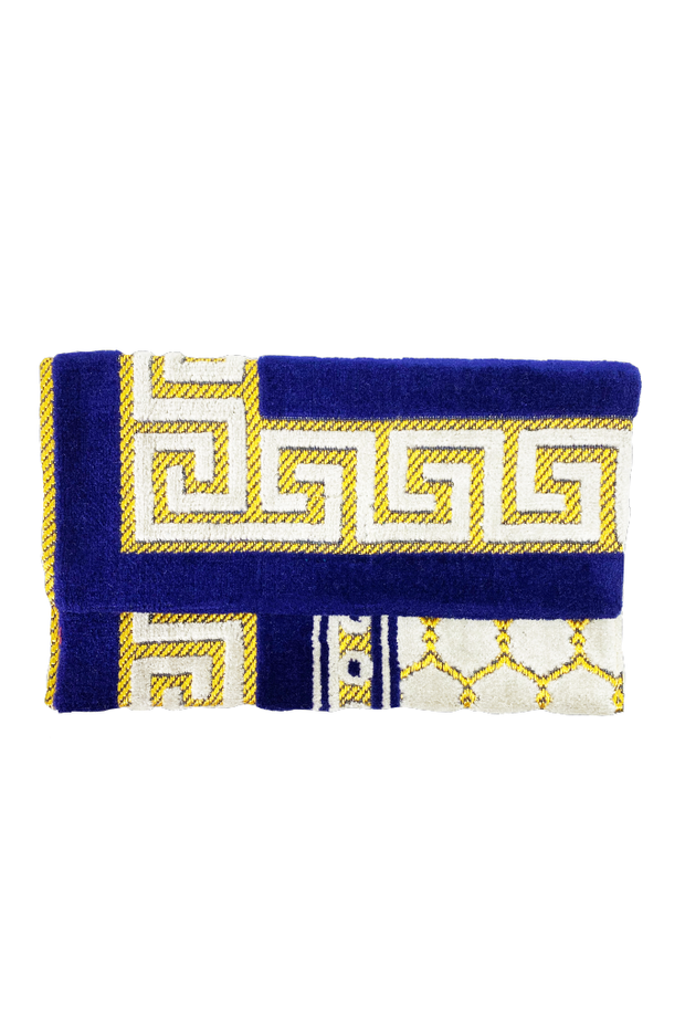 Niki Clutch in Navy