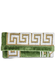 Niki Clutch in Green