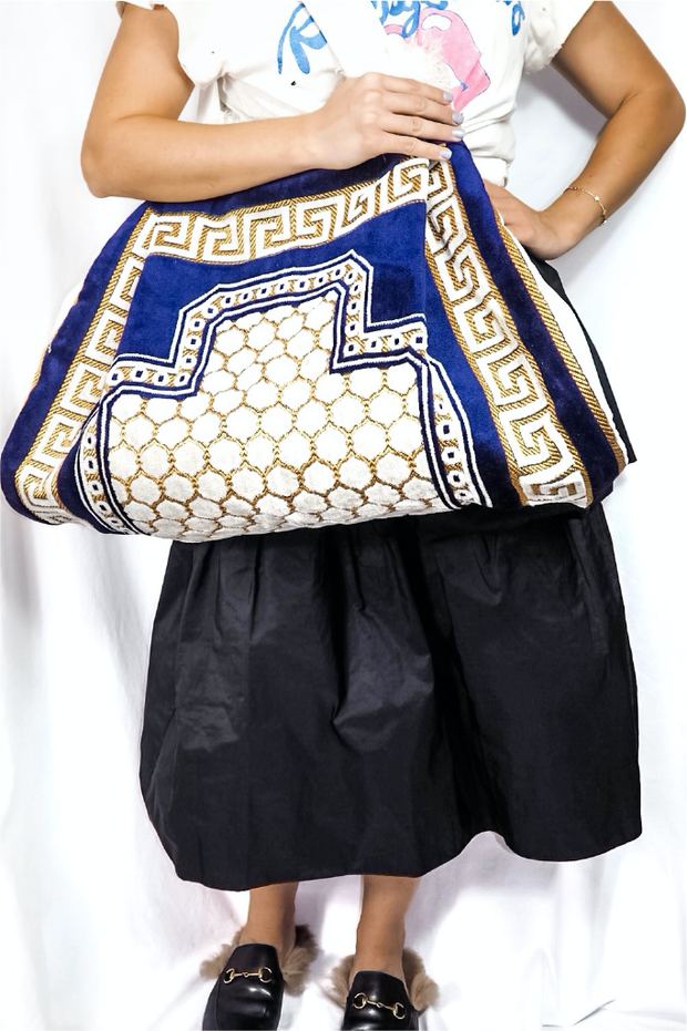 Persephone Bag in Navy