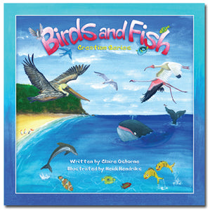 Bird and Fish - Creation Series - Salt and Light Publishing