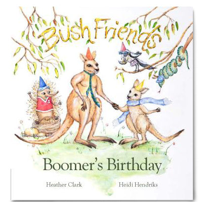Boomer's Birthday by Salt and Light Publishing