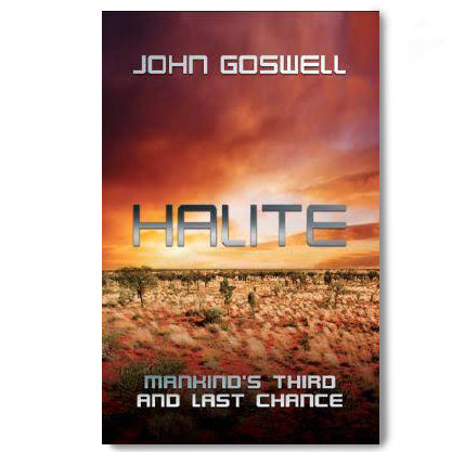 Halite - Mankind's third and last chance, by Salt and Light Publishing