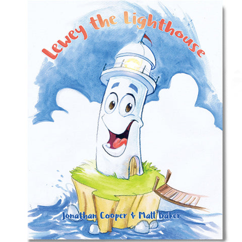 Lewey the Lighthouse - by Salt and Light Publishing