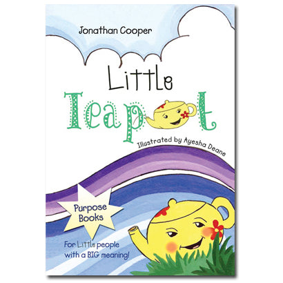 Little Teapot - By Salt and Light Publishing