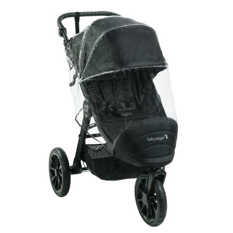 Regnplast fyrir Baby Jogger City Elite 2, Mini GT 2