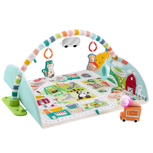 Leikteppi - Joyful Journeys Jumbo