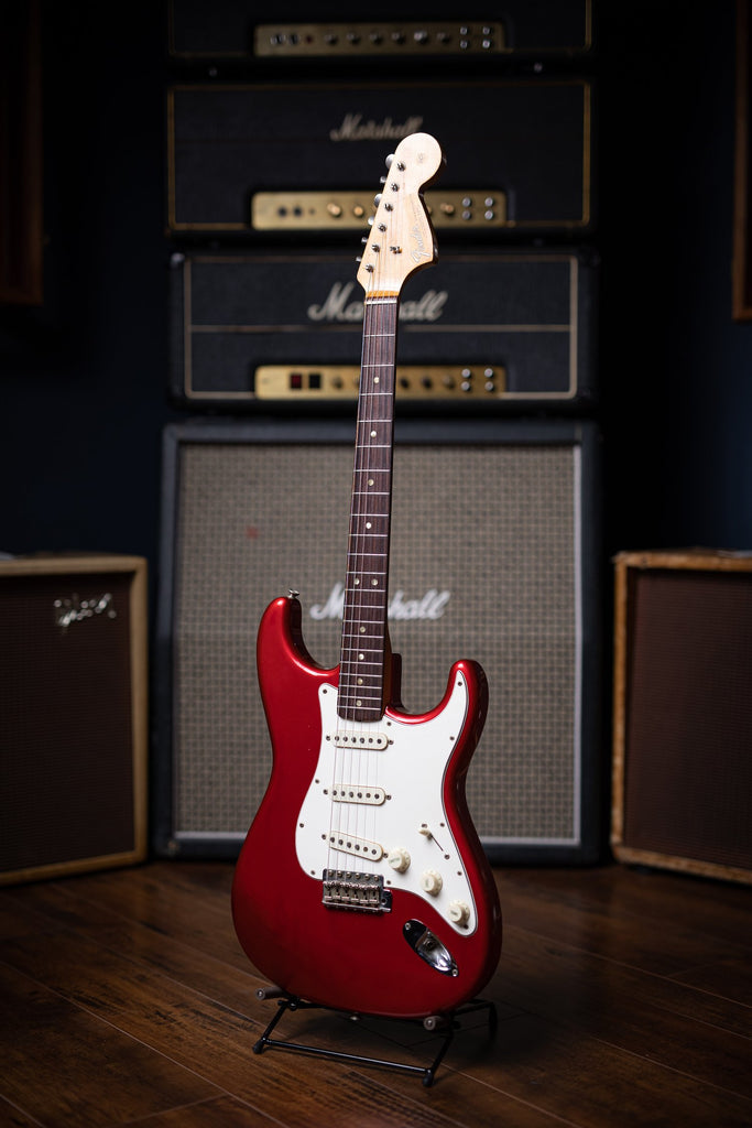 Candy Apple Red: The Story of Fender's Most Popular Custom Color
