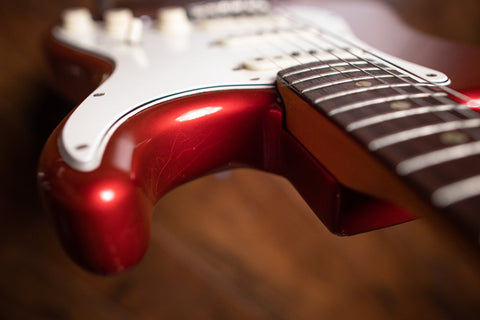 1966 Fender Stratocaster in Candy Apple Red