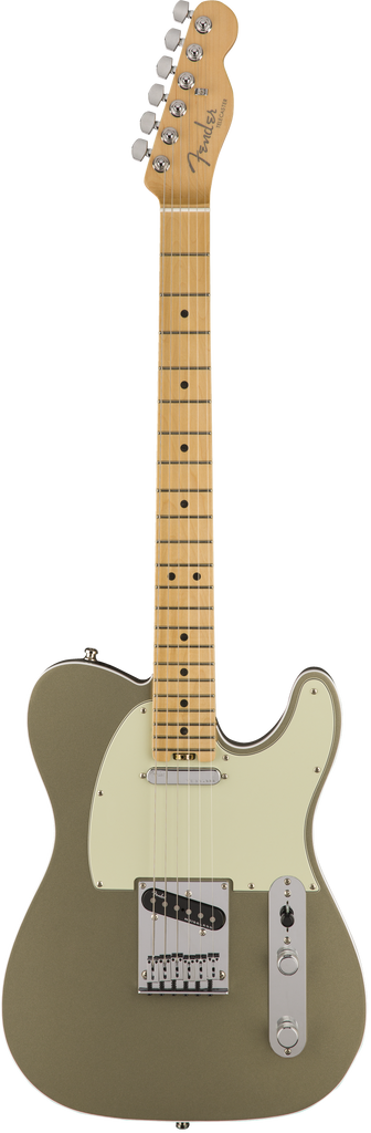 Fender American Elite Telecaster Electric Guitar - Champagne